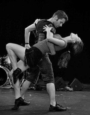 Armin Kordus - Michaele Schriml Tanzlehrer aus Regensburg - Foto: (c) Noekita Fotografie
