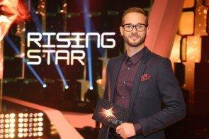 Rising Star - Moderator Rainer Maria Jilg - Foto: © RTL / Stefan Gregorowius