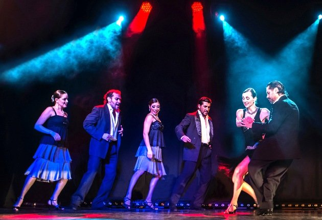 Tango Show Vida - The Great Dance of Argentina 2014 mit Nicole Nau - Luis Pereyra