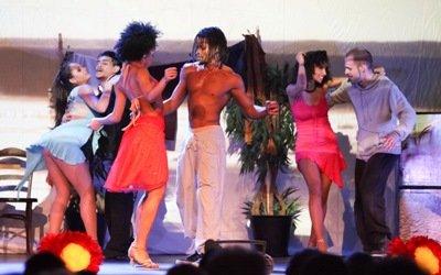 Bailando Das Tanzmusical 2015 - Foto: © Andreas Lepsi/ComCat
