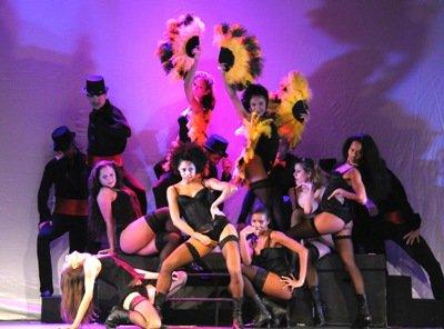 Bailando Ensemble - Foto: (c) MARCOS ARAY