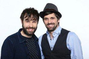 San2 und Sebastian bei Rising Star 2014 - Foto: © RTL / Stefan Gregorowius