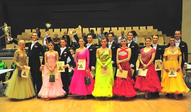 Österreichische Meisterschaft 2014 Standard Finale Klasse B - Foto (c) Bernhard Lippa