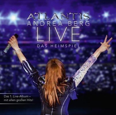 Andrea Berg CD Heimspiel live