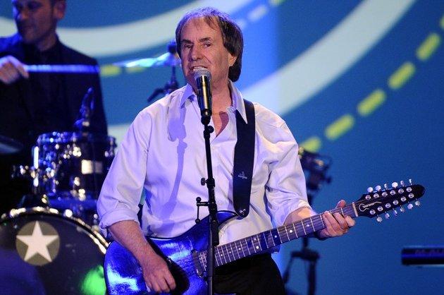Chris de Burgh - ZDF 18.10.2014 Gala zum 80. Geburstag Udo Jürgens - Foto: (c) ZDF und Dominik Beckmann