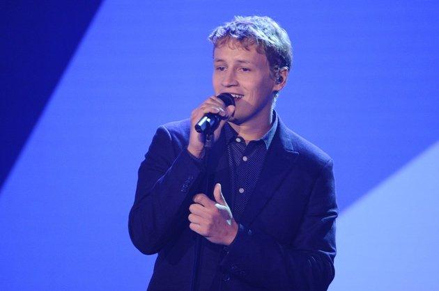 Tim Bendzko - ZDF 18.10.2014 Gala zum 80. Geburstag Udo Jürgens - Foto: (c) ZDF und Dominik Beckmann