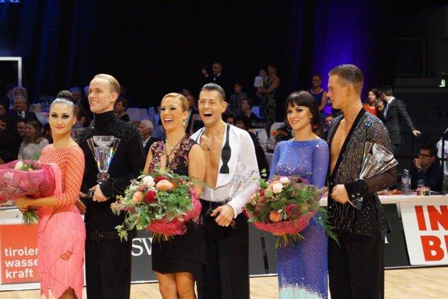 WM 10 Tänze 2014 - Tanzpaare Platz 4-6 - Foto: (c) Salsango - Karsten Heimberger