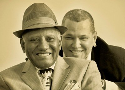 Guillermo Rubalcaba Gonzales und Luis Frank Arias