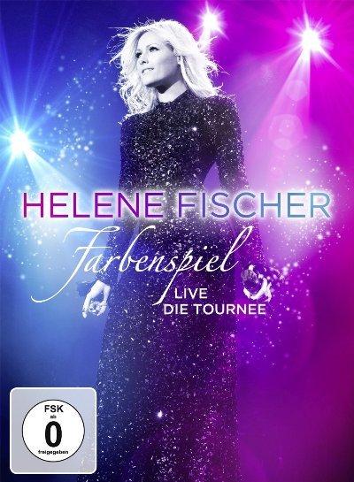 Helene Fischer - Live CD und DVD Konzert Farbenspiel