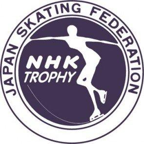 Eiskunstlauf ISU Grand Prix Osaka NHK Trophy 2014 - 27.-30.11.2014