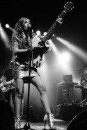 Nina Attal live Konzerte 2014 - Foto: (c) Jean Pierre Bressan