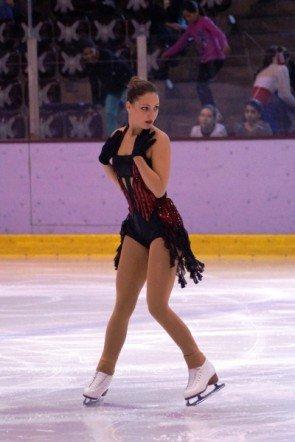 Sandy Hoffmann 2014 - Offene Berliner Meisterschaft 2015 - 2 - Foto: (c) Salsango - Karsten Heimberger