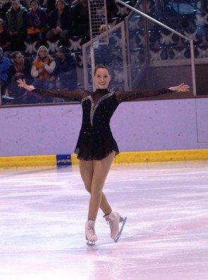 Sarah Hecken 2014 - Siegerin bei der Offenen Berliner Meisterschaft 2015 - Foto: (c) Salsango - Karsten Heimberger