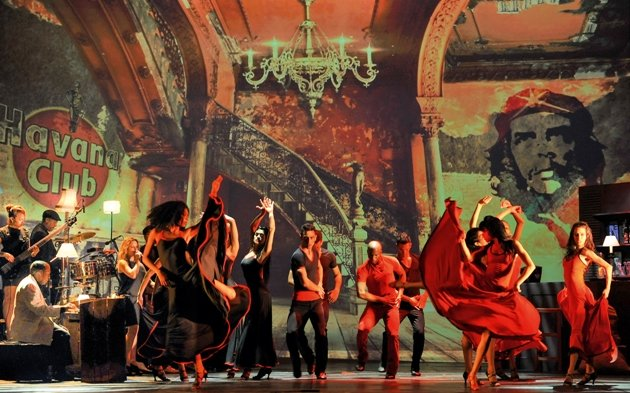 Soy de Cuba – Das Tanz-Musical – Foto: (c) Philippe Fretault