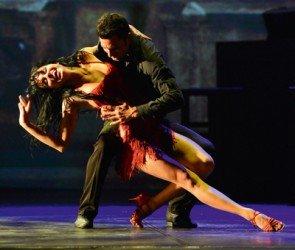 Tanzpaar Soy de Cuba - Das Tanz-Musical - Foto: (c) Philippe Fretault
