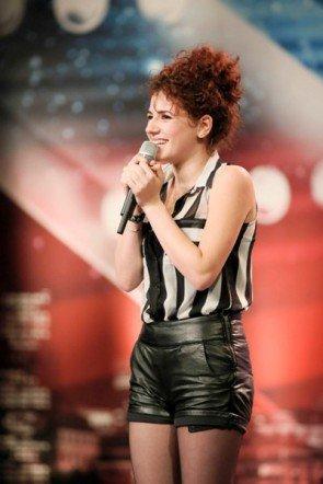 Alessandra Votta beim Supertalent 2014 - Foto: © RTL - Axel Kirchhof
