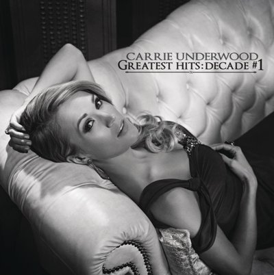 Carrie Underwood - neue CD Greatest Hits Decade 1