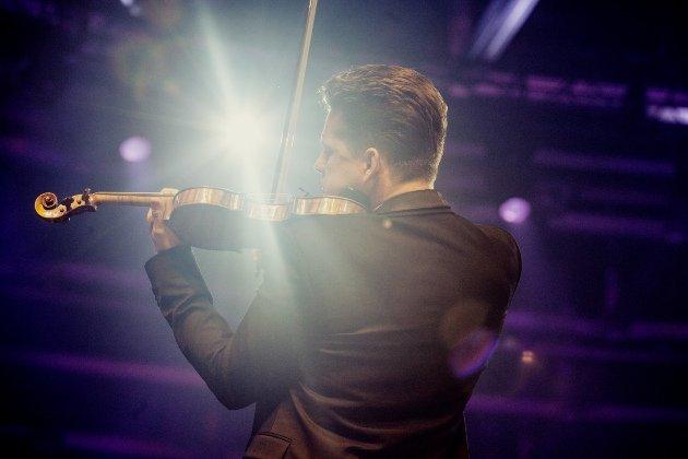 Julian Rachlin in der Helene-Fischer-Show 2014 - Foto: (c) ZDF und Sandra Ludewig