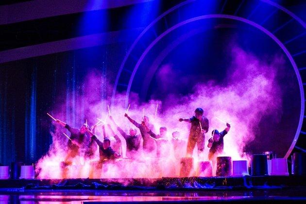 Percussion Stickstoff in der HFS 2014 - Foto: (c) ZDF und Sandra Ludewig