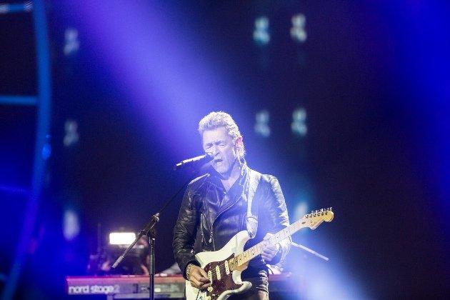 Peter Maffay in der Helene-Fischer-Show 2014 - Foto: (c) ZDF und Sandra Ludewig