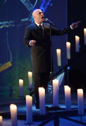 Unheilig bei Wetten dass 13.12.2014 - Foto: (c) ZDF und Sascha Baumann