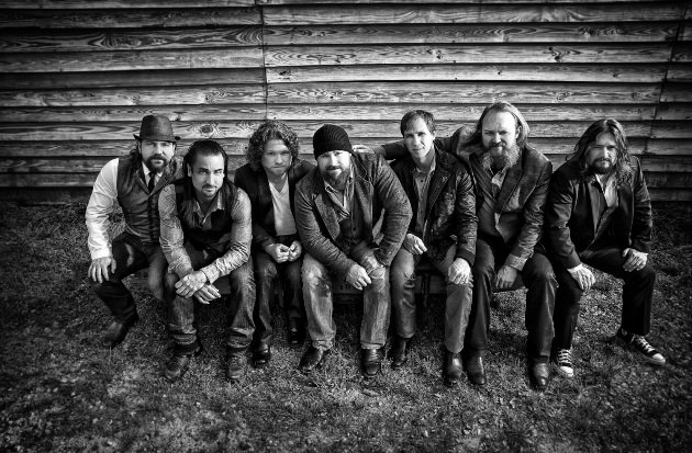 Zac Brown Band - Foto: (c) Cole Cassell Southern Reel