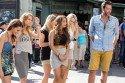 Bachelor 2015 am 21.Januar 2015 beim Gruppen-Date - Foto: © RTL / Melanie Reisert