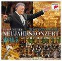 CD Neujahrskonzert 2015 Wiener Philharmoniker veröffentlicht