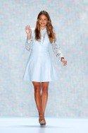 Charlotte Ronson - die Desigerin zur Fashion Week Berlin Januar 2015 - Foto: (c) Frazer Harrison 2015 Getty Images