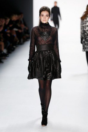 herbst winter mode von guido maria kretschmer zur mb fashion week. Black Bedroom Furniture Sets. Home Design Ideas