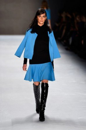 Laurel - Herbst-Winter-Mode 2015-2016 aus München zur MB Fashion Week Berlin Januar 2015 - 07 - Foto: (c) Frazer Harrison, 2015 Getty Images