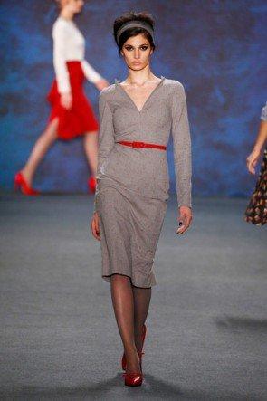 Lena Hoschek zur Fashion Week Berlin - Januar 2015 - Mode Herbst Winter 2015-2016 - 07 - Foto:(c) Peter Michael Dill - 2015 Getty Images