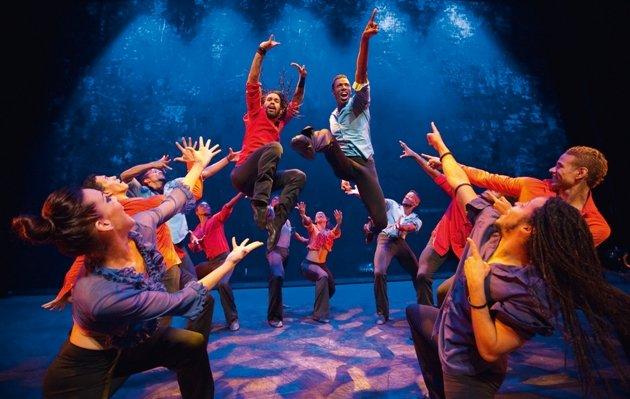 Ballet Revolucion - kubanische Tanz-Show - Foto: © Guido Ohlenbostel