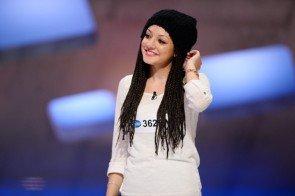 Kandidatin Vanessa Parrinello bei DSDS 14.2.2015 - Foto: © RTL - Willi Weber