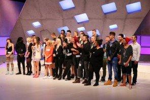 Alle DSDS 2015 Recall - Kandidaten - Foto: © RTL - Stefan Gregorowius