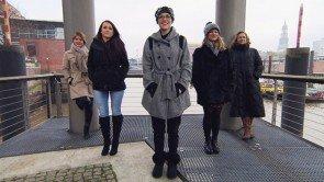 Flirt oder Fiasko Kandidatinnen 16.-20. März 2015 v.l. Tatyana, Denise, Mignon, Sandra und Barbara - Foto: © VOX – Constantin Entertainment