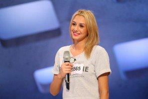 Katarina Durdevic ist im Recall bei DSDS 2015 - Foto: © RTL - Stefan Gregorowius