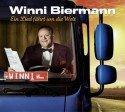 Winni Biermann CD 'Ein Lied fährt um die Welt' veröffentlicht