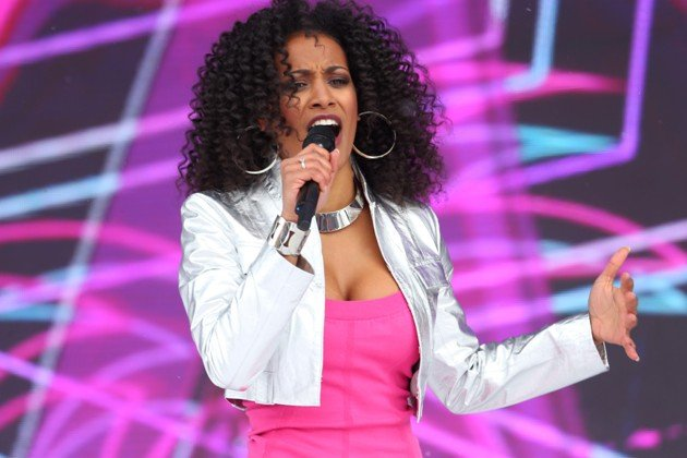 DSDS 25.4.2015 Laura Lopez Live-Show in Ischgl - Foto: © RTL – Stefan Gregorowius