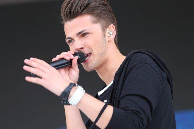 DSDS 25.4.2015 Leon Heidrich Live-Show in Ischgl - Foto: © RTL – Stefan Gregorowius