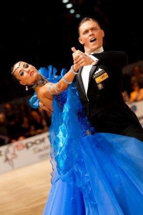 Markus Hackl - Stefanie Krausz vertreten Österreich zur EM 10 Tänze 2015 - Foto. (c) Regina Courtier