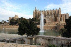 Palma de Mallorca - Kathedrale - Foto: (c) Lothar Henke / pixelio.de