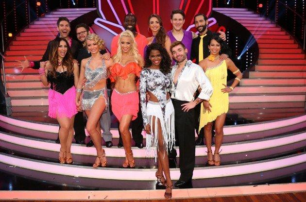 Alle Lets dance - Tanzpaare, die für die Show am 15.5.2015 qualifiziert sind - Foto: © RTL - Stefan Gregorowius