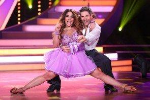 Ausgeschieden bei Let's dance 2015 am 29.5.2015 - Christian Polanc - Enissa Amani - Foto: © RTL - Stefan Gregorowius