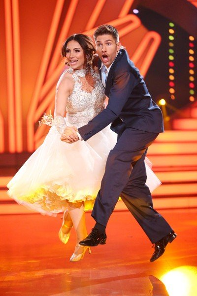 Christian Polanc – Enissa Amani im Halbfinale von Let's dance 2015 - Foto: © RTL - Stefan Gregorowius
