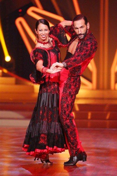 Massimo Sinato – Minh-Khai Phan-Thi im Halbfinale von Let's dance 2015 - Foto: © RTL - Stefan Gregorowius