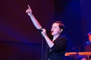 Michael Patrick Kelly (Paddy Kelly) Konzert Human Tour 2015 - 07 - Foto: (c) Salsango / Karsten Heimberger