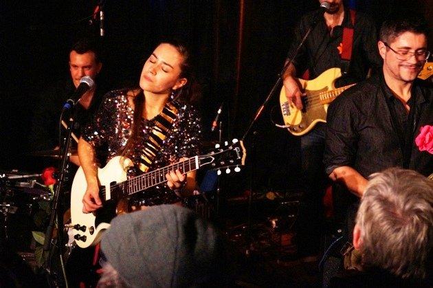 Nina Attal im Konzert - Foto: (c) Salsango - Karsten Heimberger
