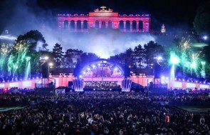 Sommernachtskonzert 2015 der Wiener Philharmoniker in Schönbrunn - Foto: (c) ORF - Milenko Badzic
