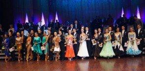 GOC 2015 Mannheim Profi-Tänzer Siegerehrung - Foto: (c) Salsango - Karsten Heimberger